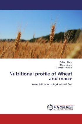 Nutritional profile of Wheat and maize | Dodax.pl