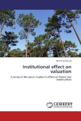 Institutional effect on valuation | Dodax.pl