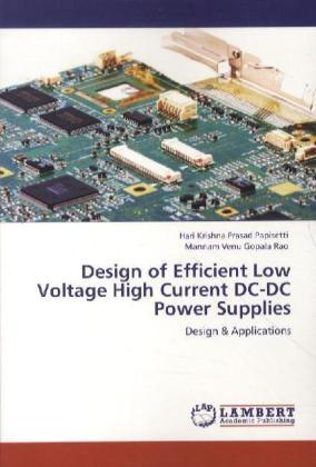 Design of Efficient Low Voltage High Current DC-DC Power Supplies | Dodax.at