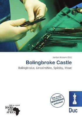 Bolingbroke Castle | Dodax.co.uk