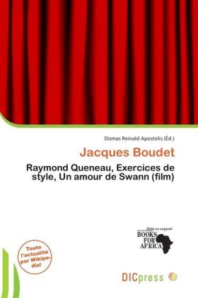 Jacques Boudet | Dodax.at