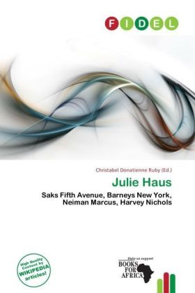 Julie Haus | Dodax.at