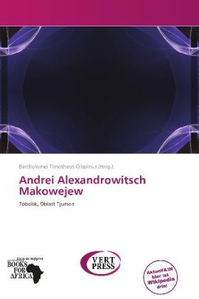 Image of Andrei Alexandrowitsch Makowejew