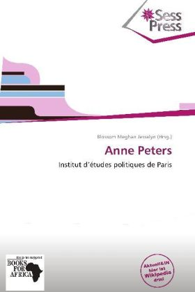 Anne Peters | Dodax.at