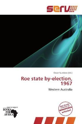 Roe state by-election, 1967 | Dodax.at