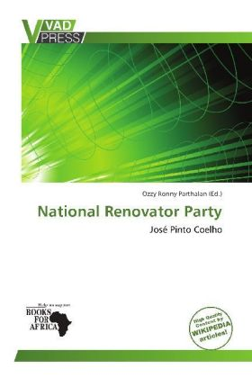National Renovator Party | Dodax.at
