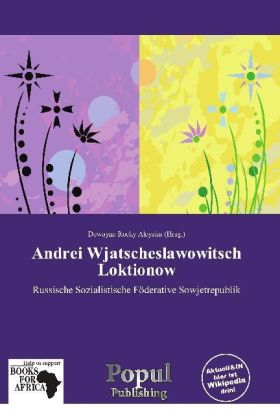 Image of Andrei Wjatscheslawowitsch Loktionow