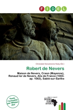 Robert de Nevers | Dodax.at