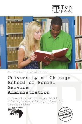 University of Chicago School of Social Service Administration | Dodax.at