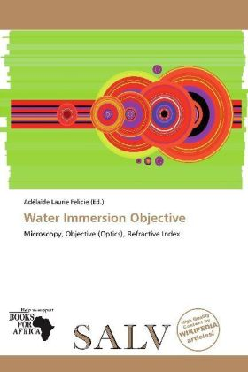 Water Immersion Objective | Dodax.at