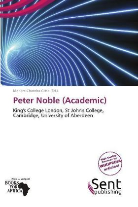 Peter Noble (Academic) | Dodax.ch