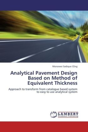 Analytical Pavement Design Based on Method of Equivalent Thickness   Dodax.at