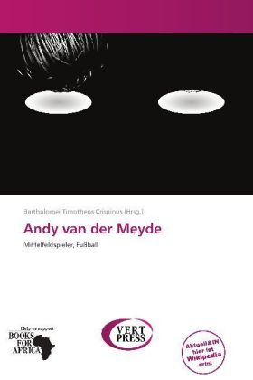 Image of Andy van der Meyde