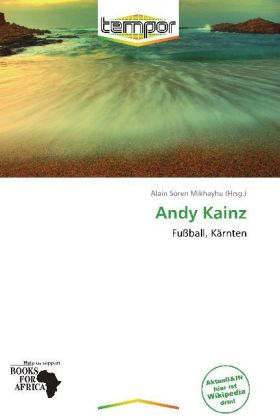 Image of Andy Kainz