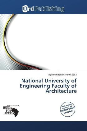 National University of Engineering Faculty of Architecture | Dodax.at