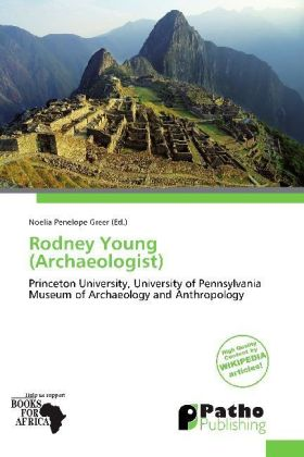 Rodney Young (Archaeologist) | Dodax.de