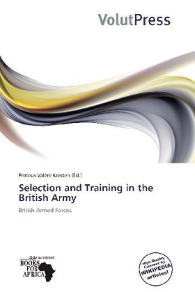 Selection and Training in the British Army | Dodax.ch