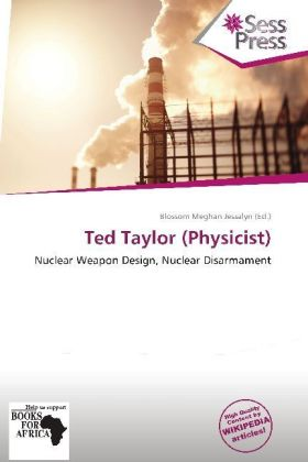 Ted Taylor (Physicist) | Dodax.at
