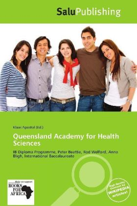 Queensland Academy for Health Sciences | Dodax.ch