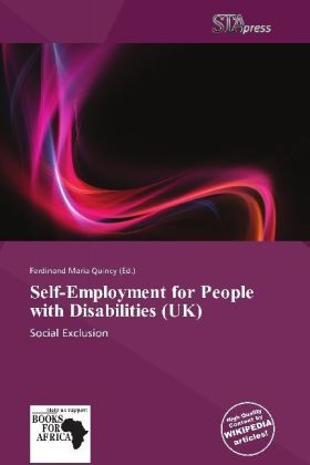 Self-Employment for People with Disabilities (UK) | Dodax.de