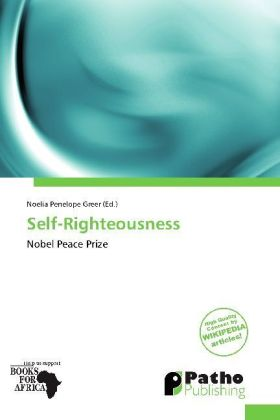 Self-Righteousness | Dodax.de
