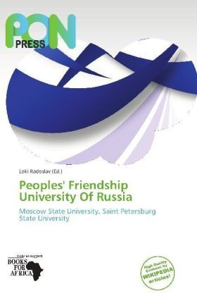Peoples' Friendship University Of Russia | Dodax.at