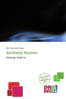 Image of Anthony Kosten