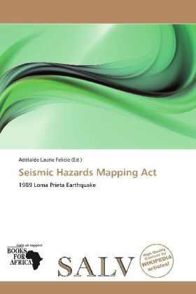 Seismic Hazards Mapping Act | Dodax.de