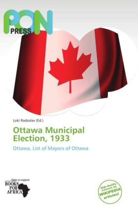 Ottawa Municipal Election, 1933 | Dodax.at