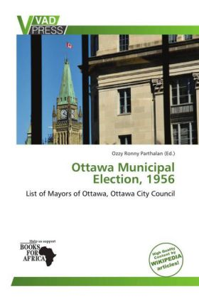 Ottawa Municipal Election, 1956 | Dodax.at