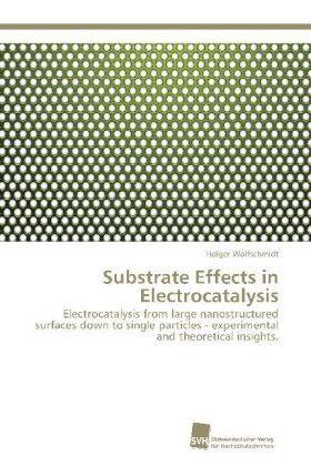 Substrate Effects in Electrocatalysis | Dodax.ch
