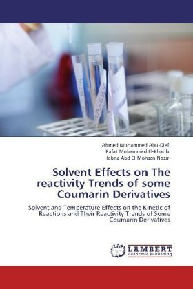 Solvent Effects on The reactivity Trends of some Coumarin Derivatives | Dodax.pl