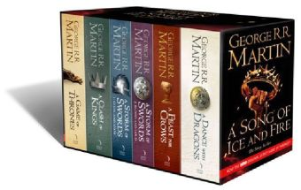 A Song of Ice and Fire, 6 Vols. | Dodax.pl