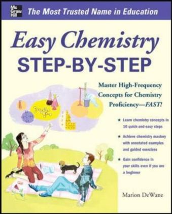Easy Chemistry Step-by-Step | Dodax.at