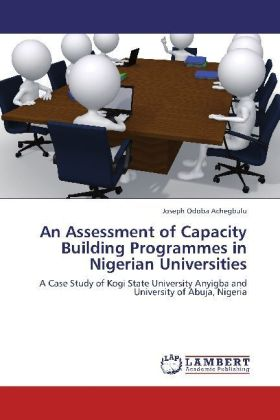 An Assessment of Capacity Building Programmes in Nigerian Universities | Dodax.co.uk