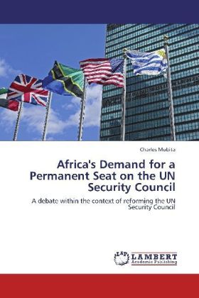 Africa's Demand for a Permanent Seat on the UN Security Council | Dodax.ch