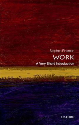 Work: A Very Short Introduction | Dodax.co.uk