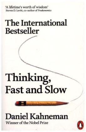 Thinking, Fast and Slow | Dodax.pl