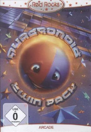 Quadronoid Twin Pack, CD-ROM | Dodax.at