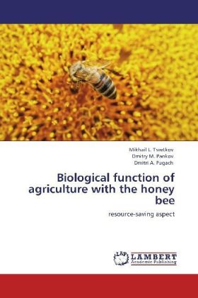 Biological function of agriculture with the honey bee | Dodax.pl
