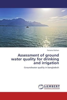 Assessment of ground water quality for drinking and irrigation | Dodax.pl