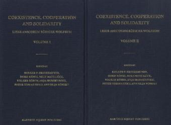 Coexistence, Cooperation and Solidarity, 2 Volumes | Dodax.pl
