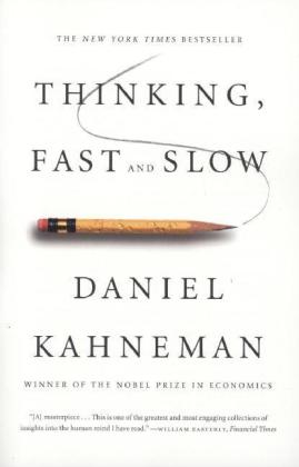 Thinking, Fast and Slow | Dodax.de