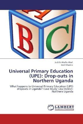 Universal Primary Education (UPE): Drop-outs in Northern Uganda   Dodax.pl