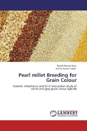 Pearl millet Breeding for Grain Colour | Dodax.nl