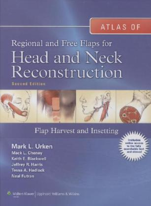 Atlas of Regional and Free Flaps for Head and Neck Reconstruction | Dodax.ch