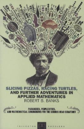 Slicing Pizzas, Racing Turtles, and Further Adventures in Applied Mathematics | Dodax.nl