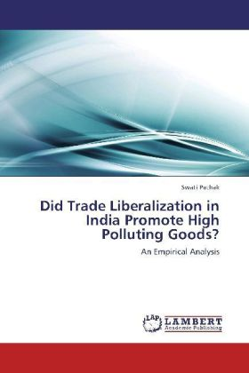 Did Trade Liberalization in India Promote High Polluting Goods?   Dodax.de