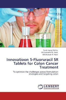 Innovatioon 5-Fluoruracil SR Tablets for Colon Cancer Treatment | Dodax.pl
