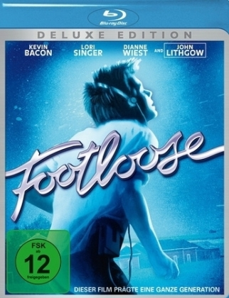 Footloose, 1 Blu-ray (Deluxe Edition) | Dodax.ch